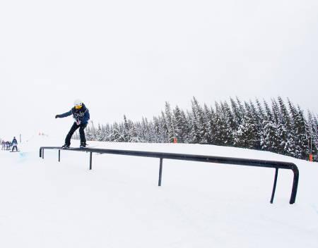 Hanne Kjøll Eilertsen har levert suverent i konkurraser, og har vist seg som en stabil park-kjører. Foto: Preben Stene Larsen