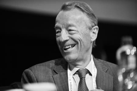 LITE SNAKKESALIG: Gerhard Heiberg sier han har god dialog med snowboardforbundet, men ville ikke uttale seg om kvalliksystemet.
