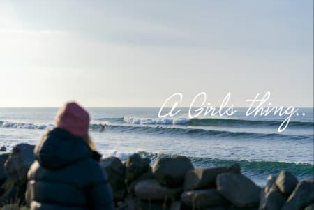 JENTEFILM: Åtte minutter med landets beste kvinnelige surfere på noen av landets tøffeste spots.