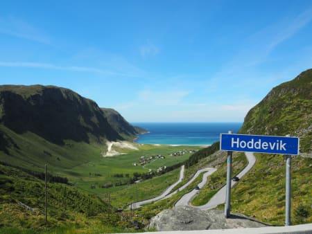 Det klassiske Hoddevik-bildet