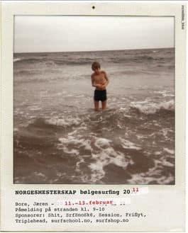 NY DATO: NM i surf blir, om bølgene vil, denne helgen.