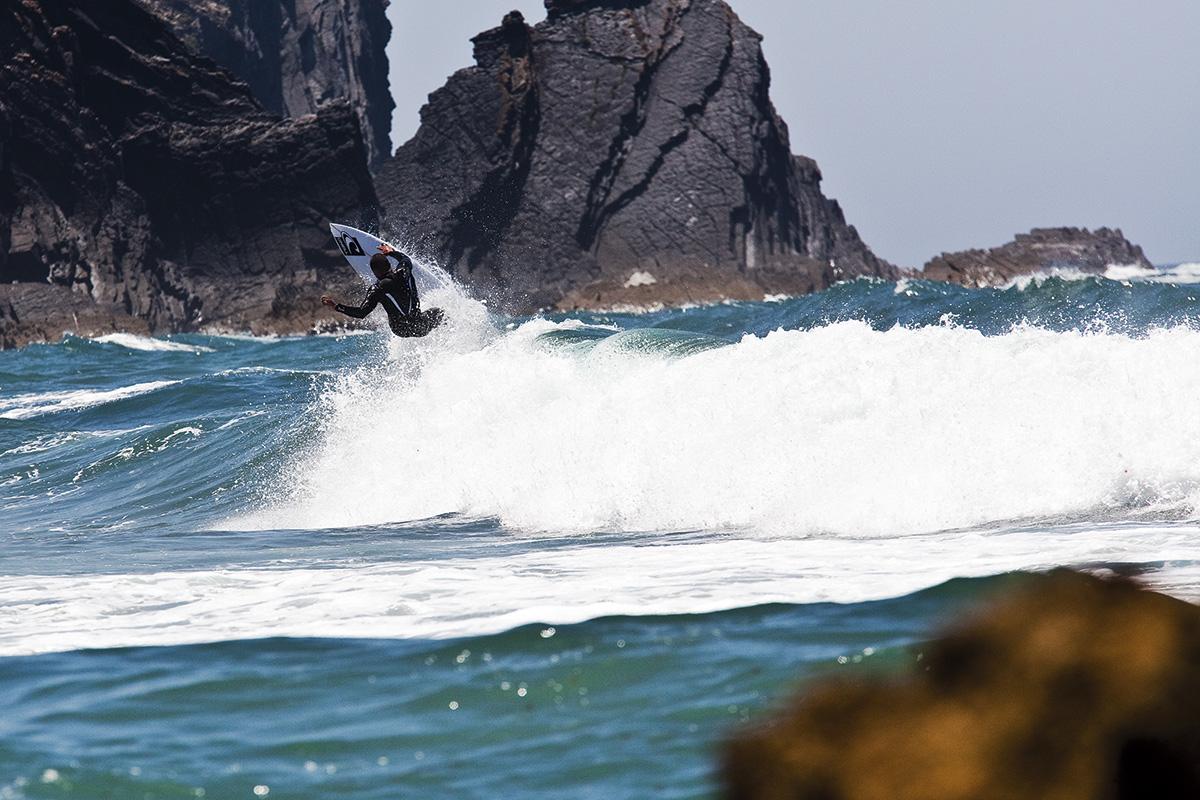 Her får du mest ut av surfeferien i Portugal