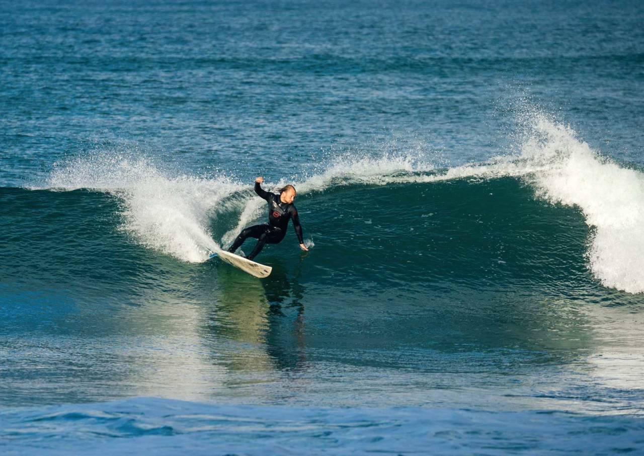 Surfkurs viderekommen