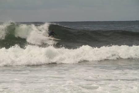 Saltstein surf