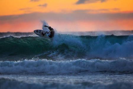 Surfing Saltstein