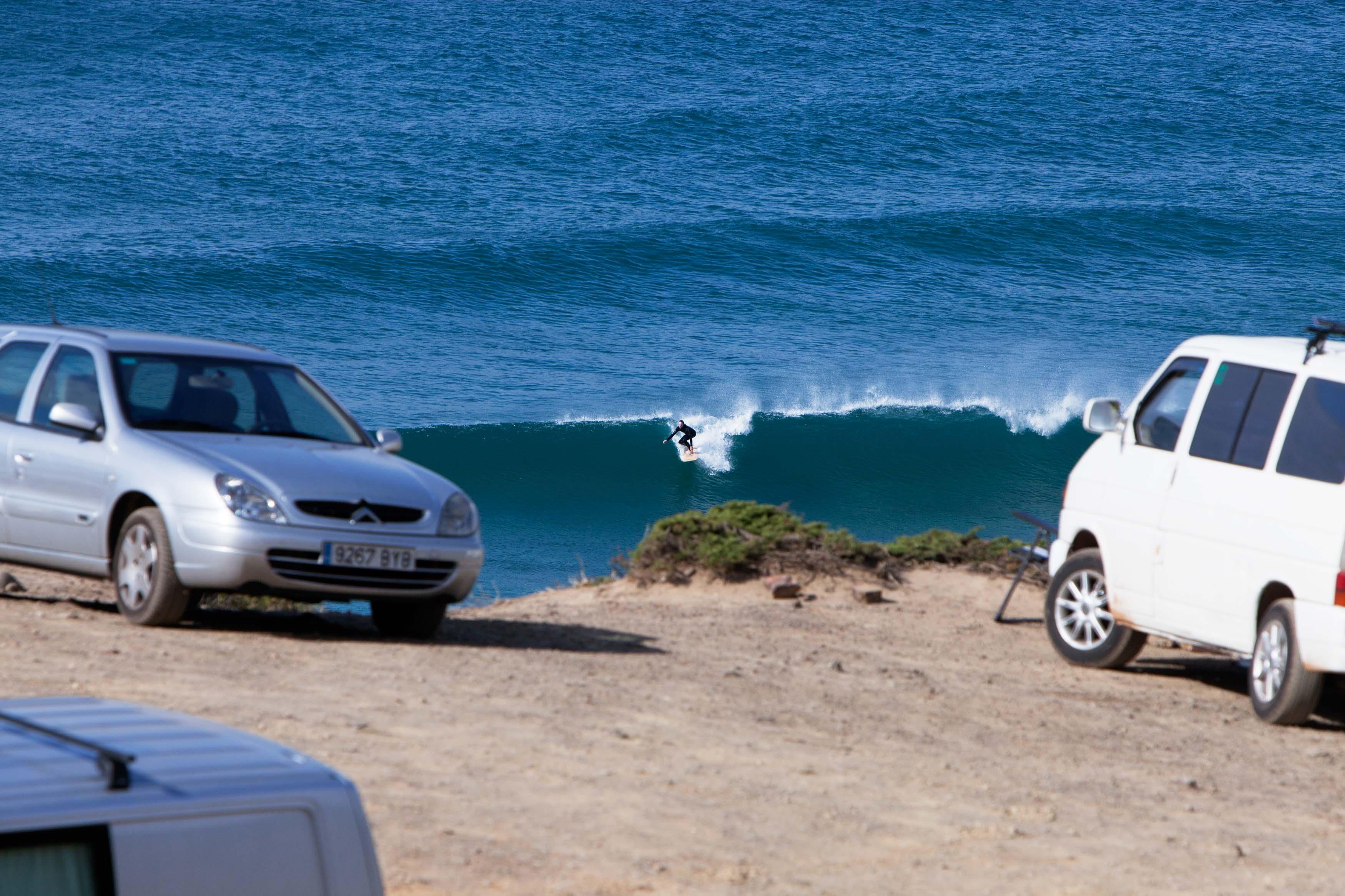 Surfeguide til Algarvekysten