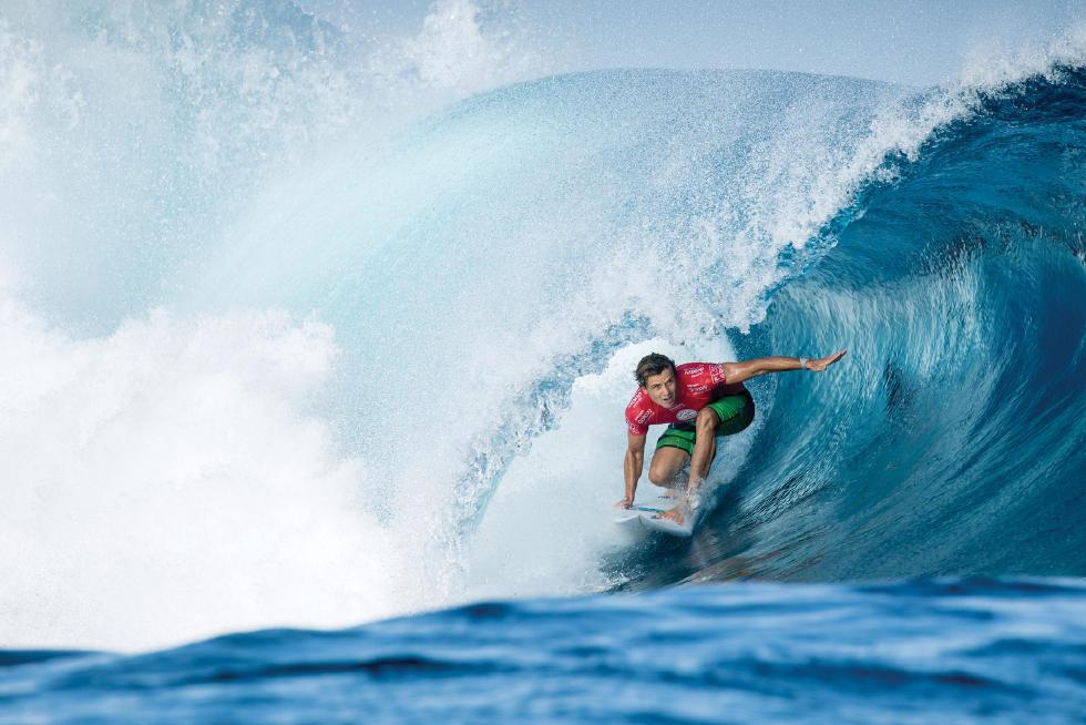 Surfing og klatring inn i OL