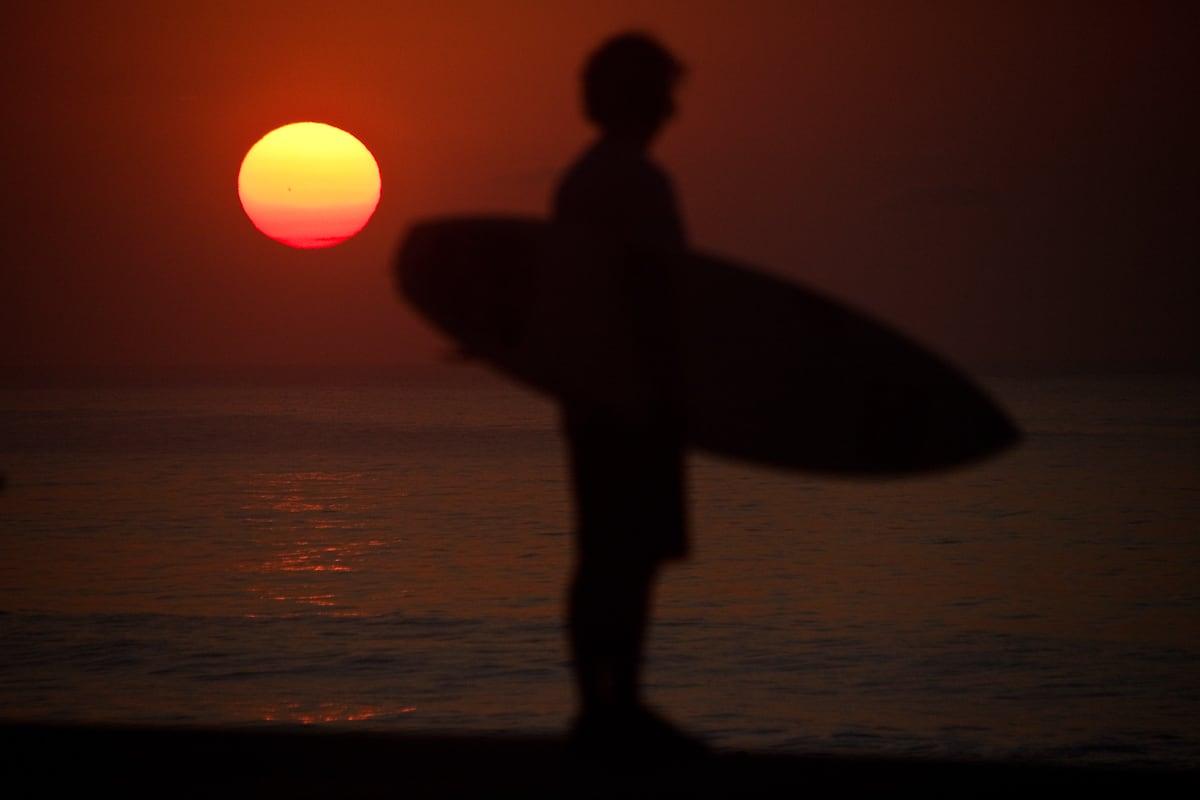 MEXICO: Baja California Sur i Mexico overrasket svært positivt da Fri Flyt og John Jacobsen tok turen hit i september måned. Varmt vann, masse bølger, trivelige mennesker og god mat. Hva mer kan en ønske seg?  Bilde: Christian Nerdrum
