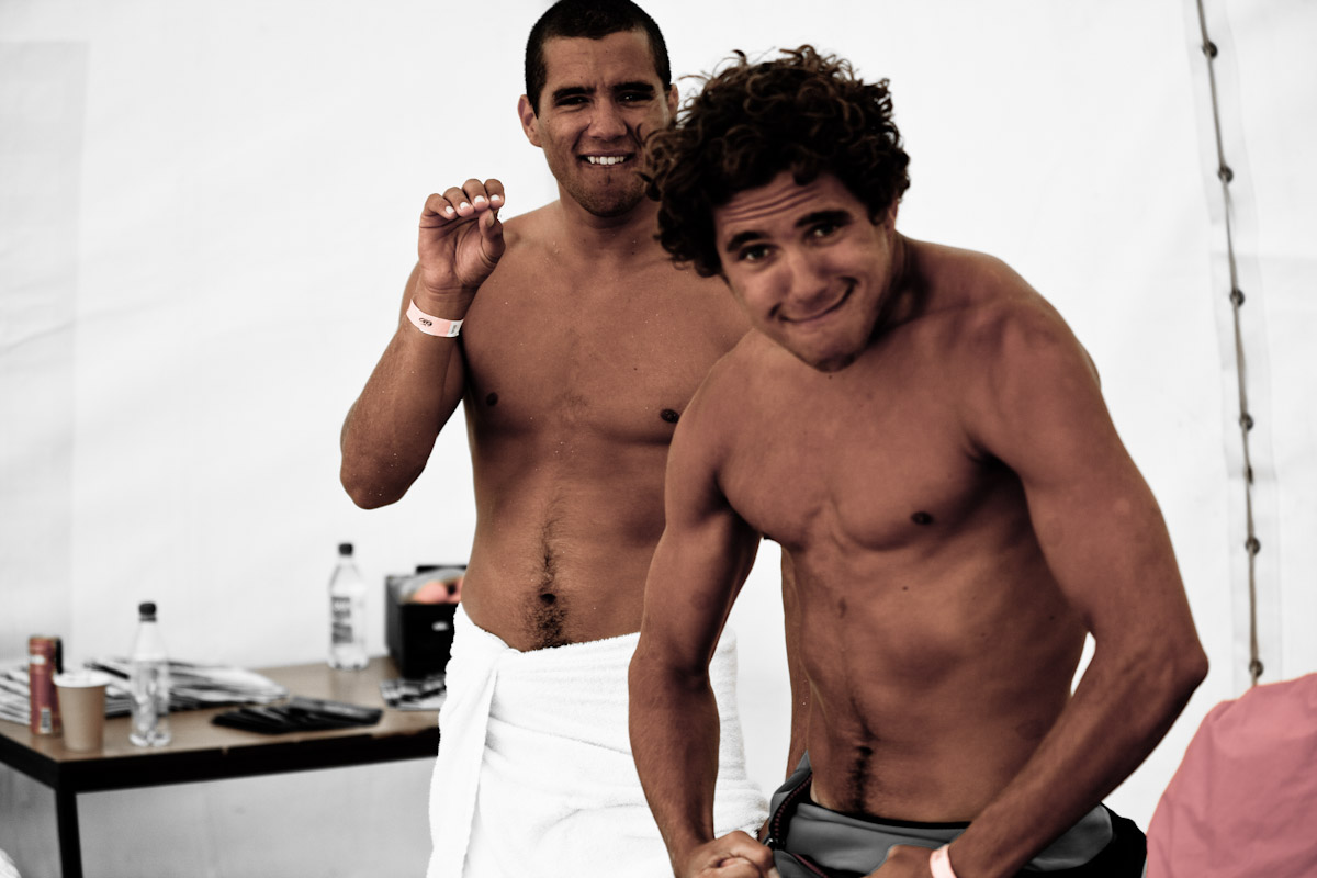 Viste muskler i Portugal
