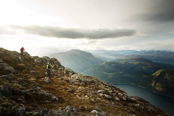 5 turer du bør sykle i Norge i sommer
