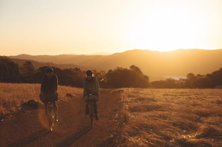 Bikepacing  i California