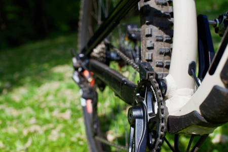 Sykkel krankdrev