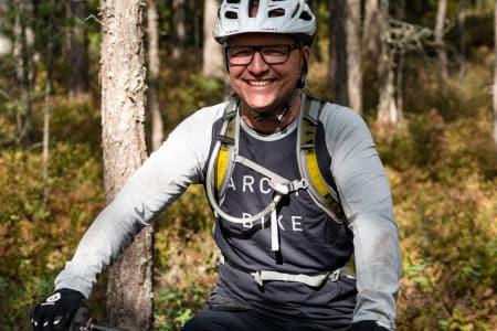 –El-sykkelen er helt nødvendig