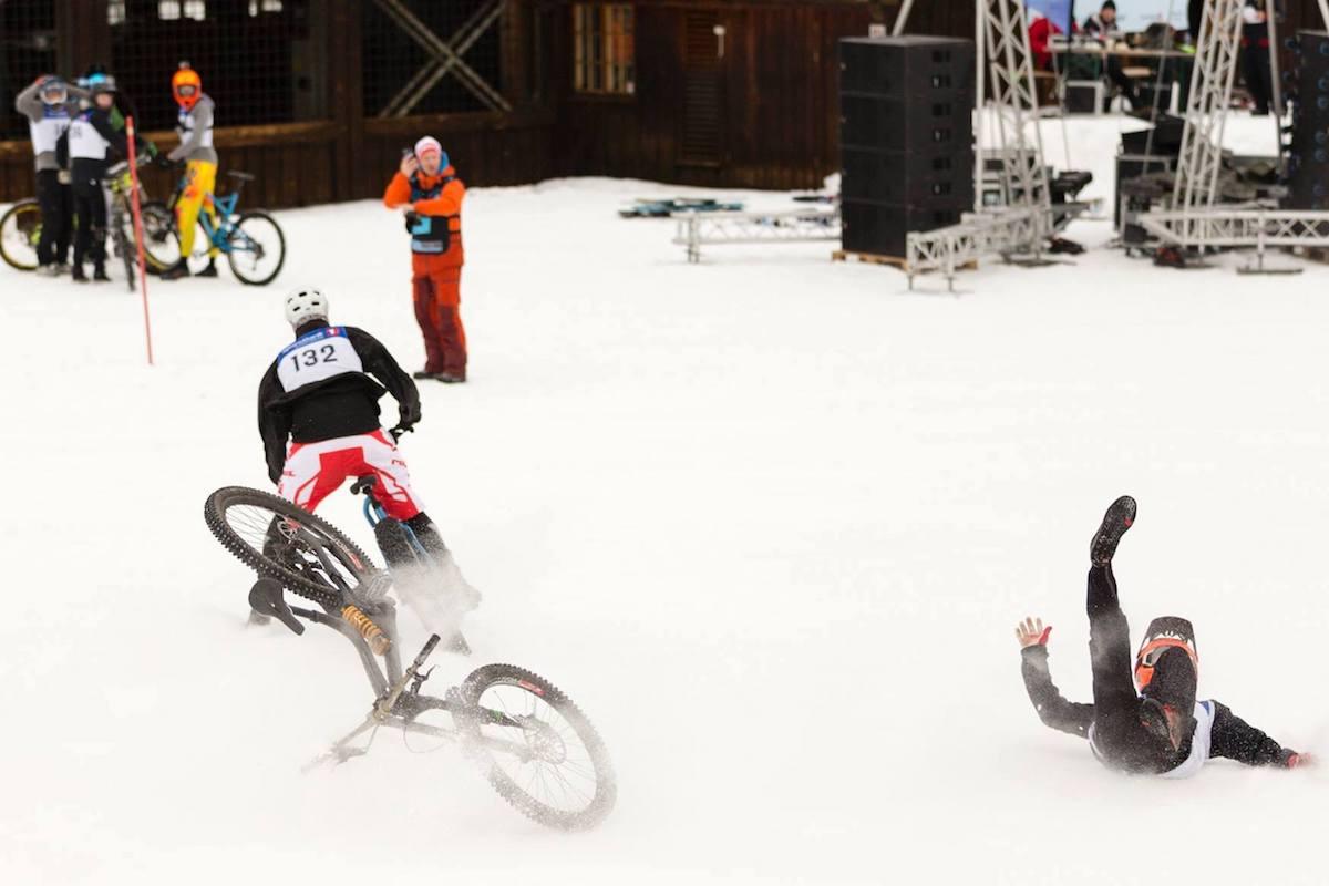 Det ble både knall og fall under fjorårets finale. Foto: NiceShot.no