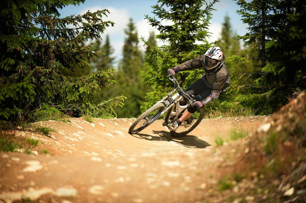 ÅPNER I 2015: Hurra! Landets beste sykkelpark er reddet –i hvert fall for neste sommer.