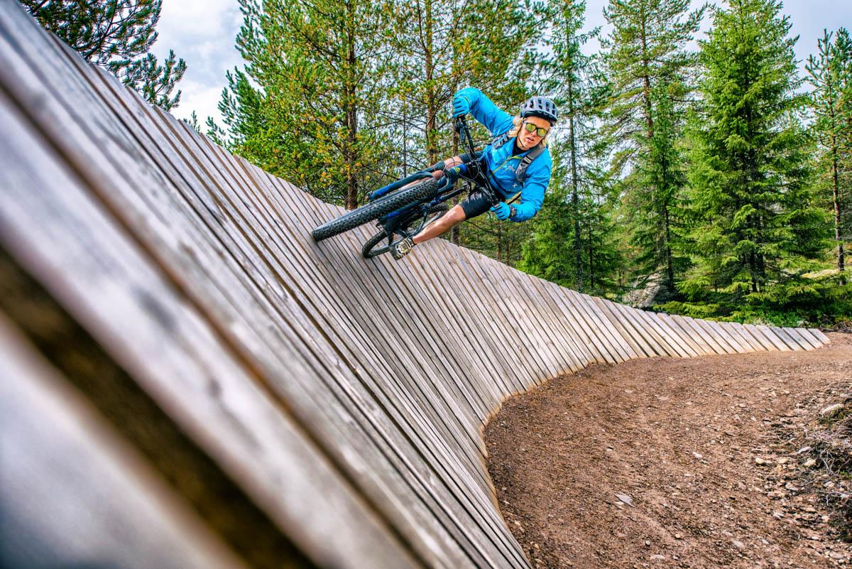 Knallsommer for sykkelparkene: – Det har krydd av syklister