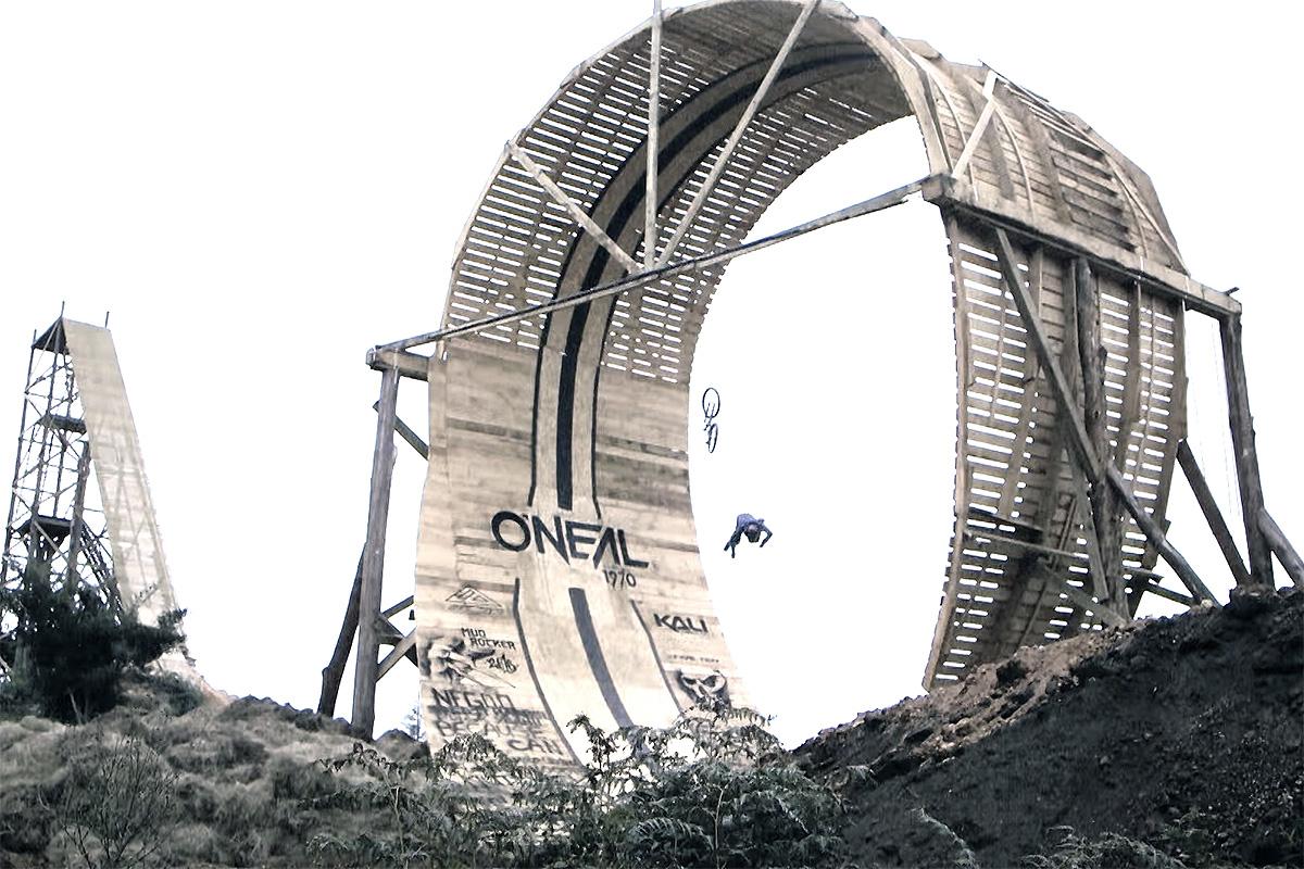 Pådro seg 13 benbrudd i vanvittig loop-forsøk
