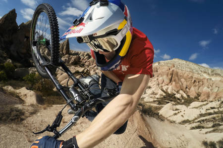 MEDEIER: Red Bull og GoPro inngår et samarbeid. Foto: GoPro