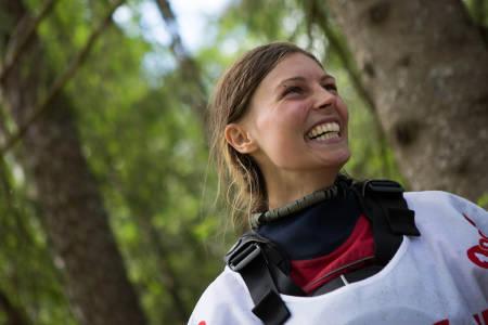 Kamilla Sporsheim vant jenter individuell for tredje år på rad