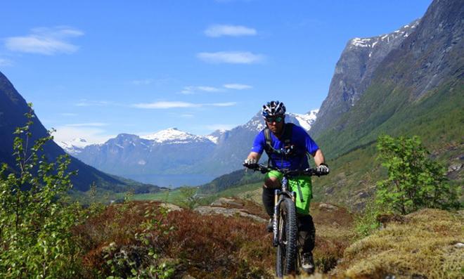 Sykkelfestival på Folven
