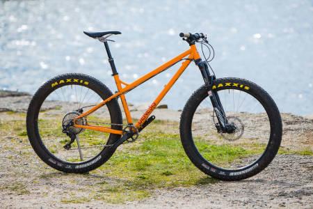 endurosykkel stisykkel terrengsykkel sykkel