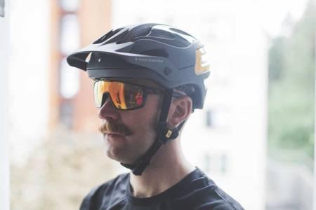 test sykkelhjelm terrengsykkel