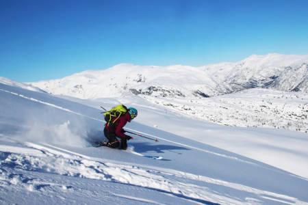 Telemark Hedda Hulbaklien Bakke