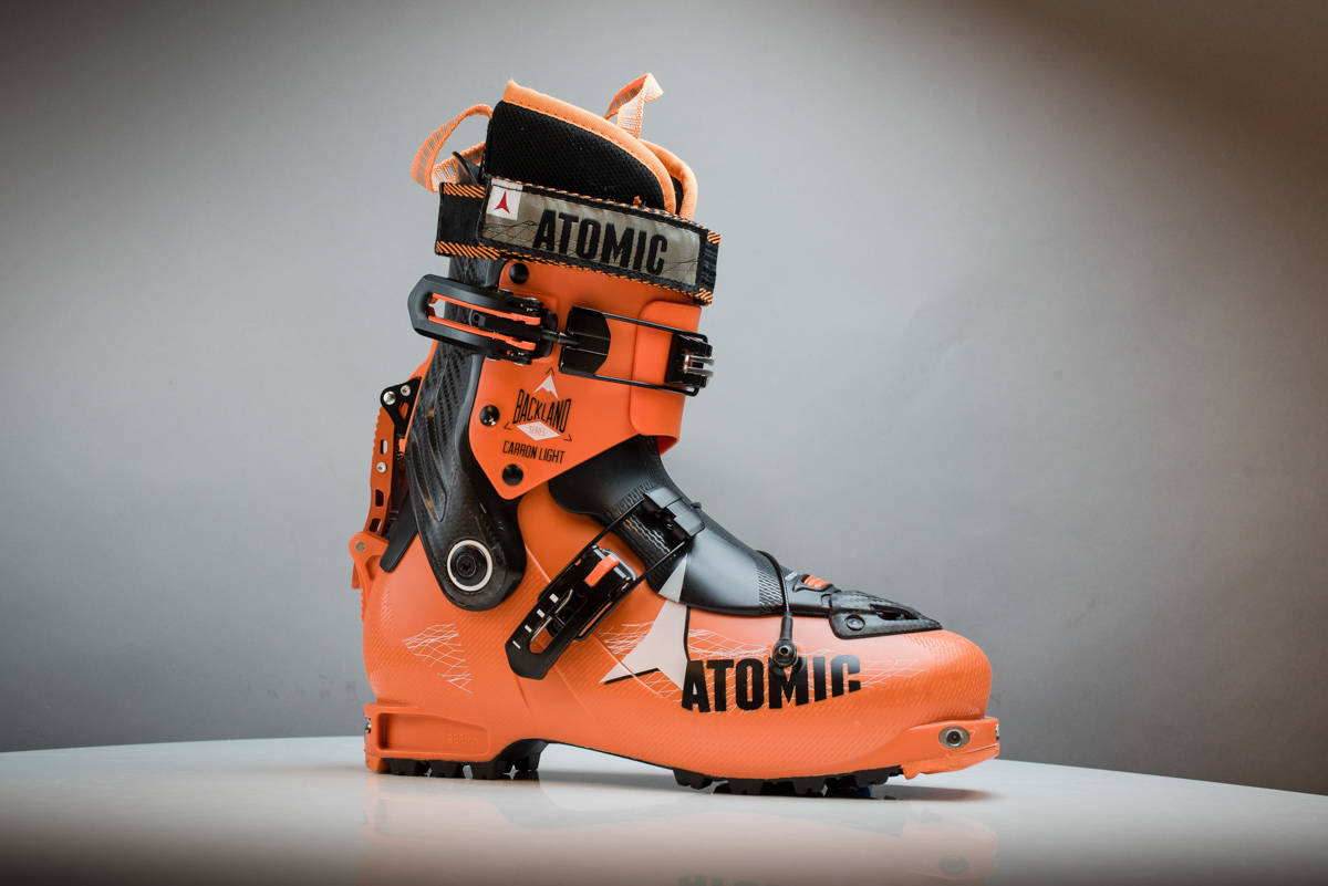 Gear Review: Atomic Backland Boot