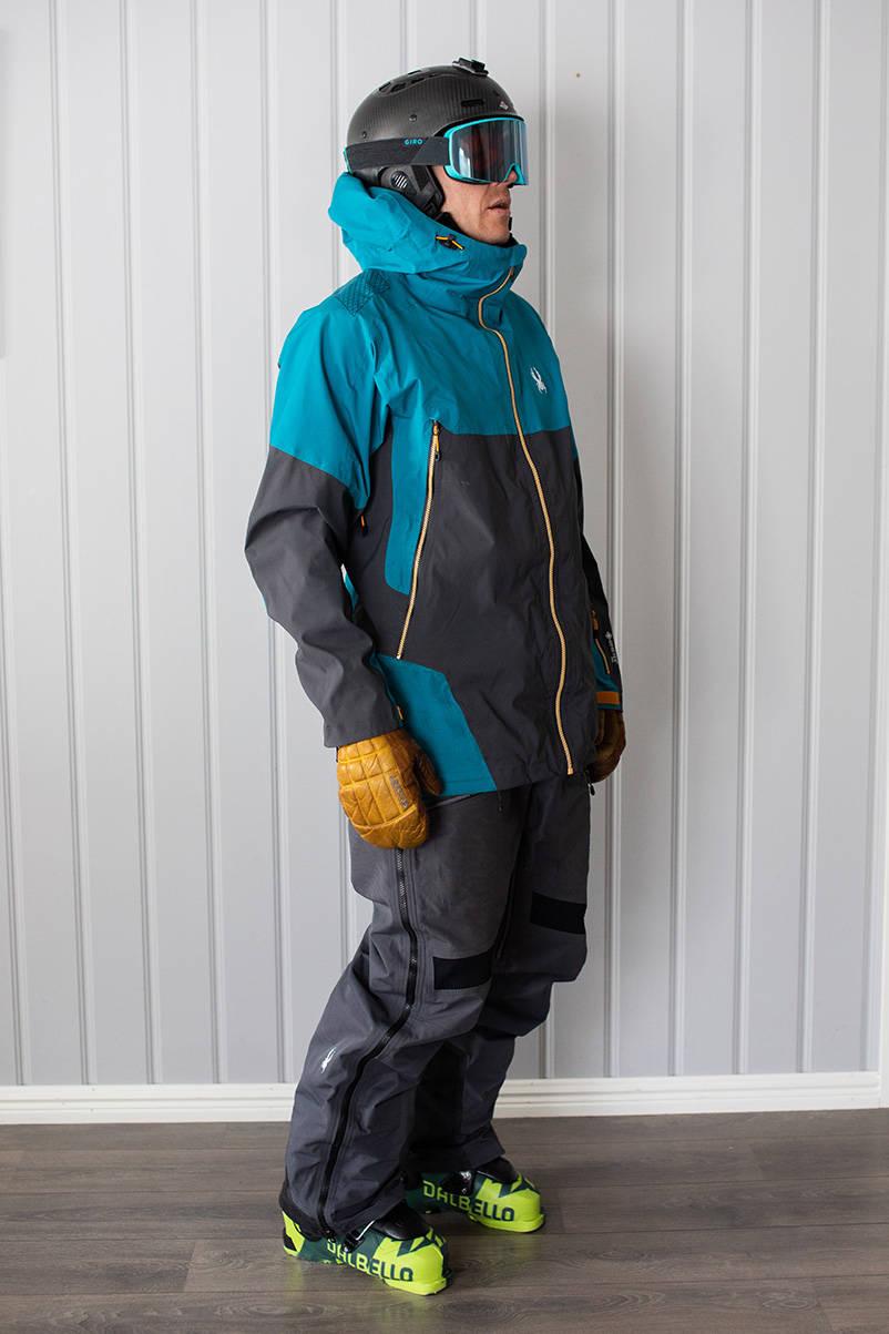 Spyder Sanction jakke Nordwand bukse