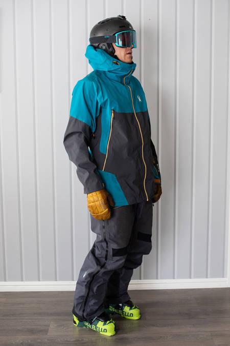 TEST: Norrøna Lofoten Gore Tex bukse | Test av | FRIFLYT.NO