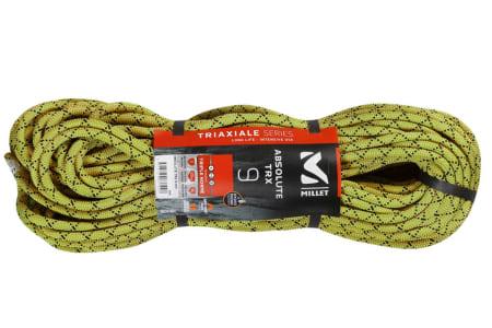 MILLET ABSOLUTE TRX:  Et meget bra alloundtau for erfarne klatrere.