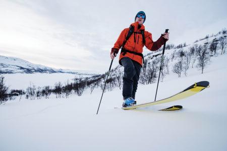 Stor test av skifeller