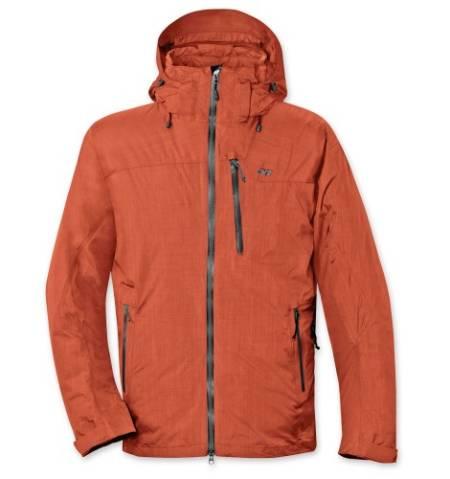 STILIG: ORs jakke ser bra ut (ORs eget bilde).