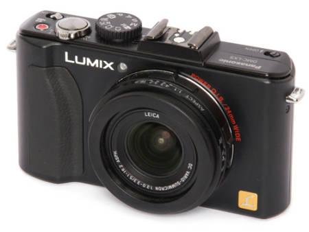 BRA MEN IKKE PERFEKT: Panasonic lumix lX5