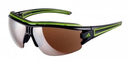 RARING 2: Dette må være blant markedets beste sykkelbriller, selv om visse amerikanske brilleprodusenter legger mer vekt på utseende, og lykkes med det. Foto: Adidas