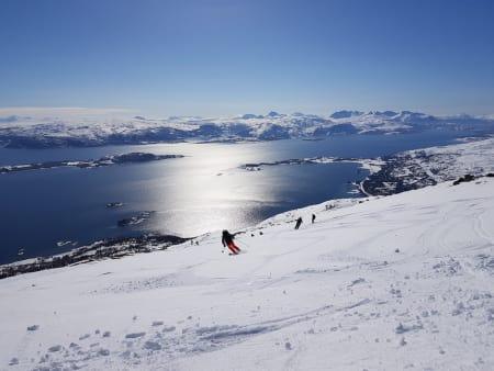 Bonustopper i Bodø