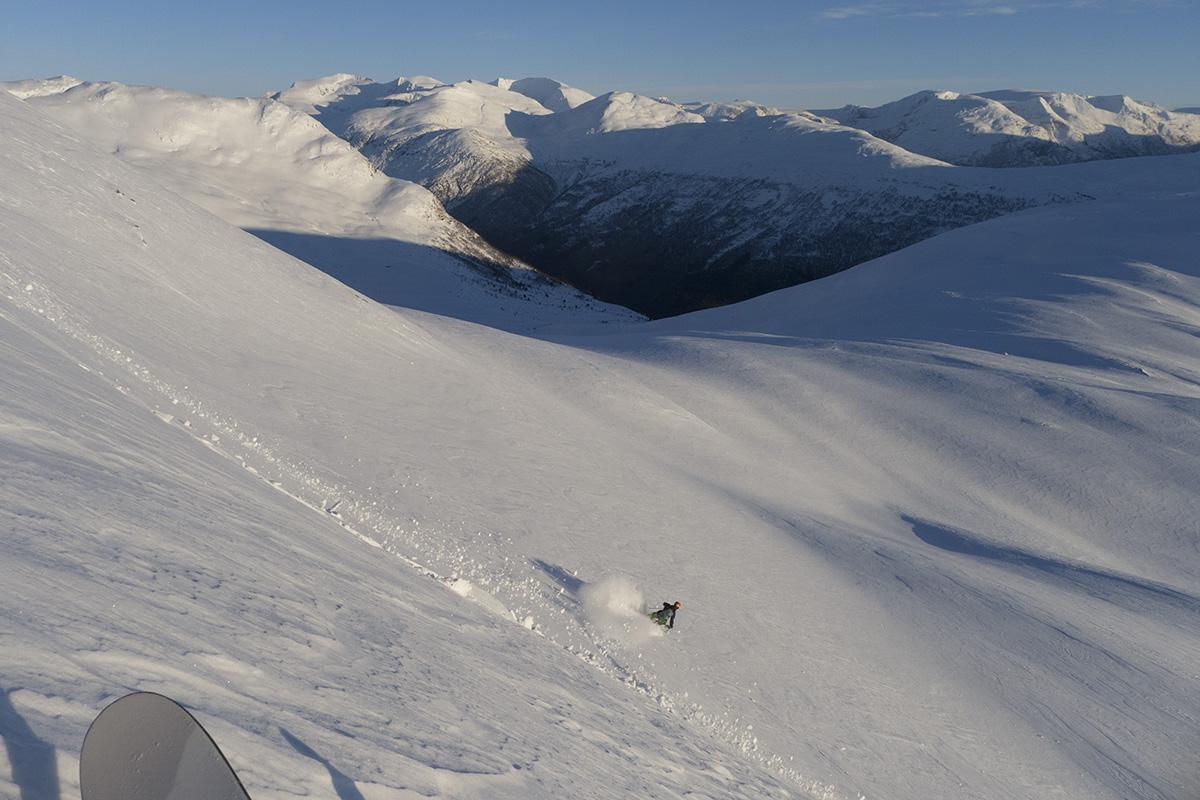Drømmeforhold i Stryn: – Ser utrolig fint ut nå