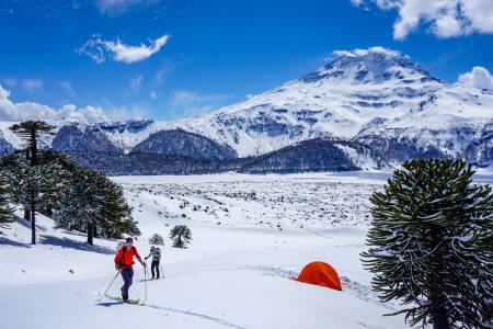 Sør-Amerika Topptur Patagonia Andesfjellene