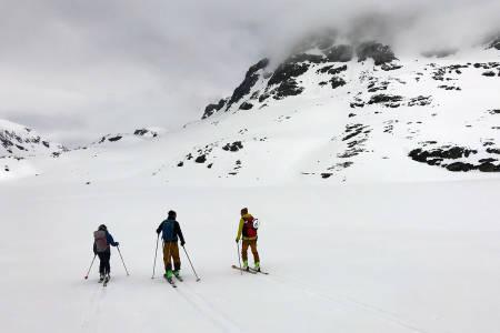 Topptur Haukelifjell