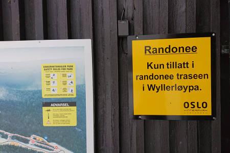 RETT SKRIVING: Språk er vanskelig, også for skifolket. Bilde: Erlend Sande