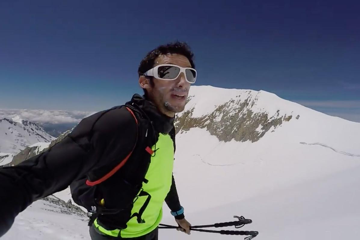 Kilian løp opp Mont Blanc to ganger på én dag