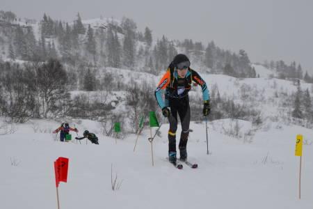 Hans-Inge Klette vant Norgescupsprinten i Voss Resort