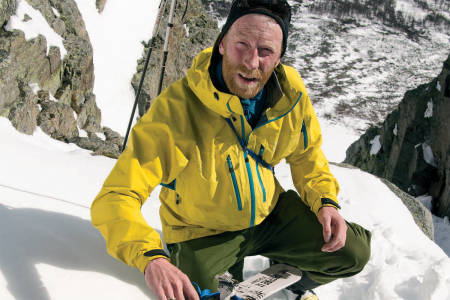 Jørgen Aamot Nortind skiguide
