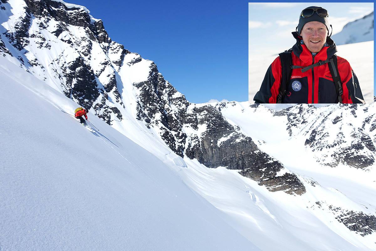 Halvor Dannevig Nortind skivegleder