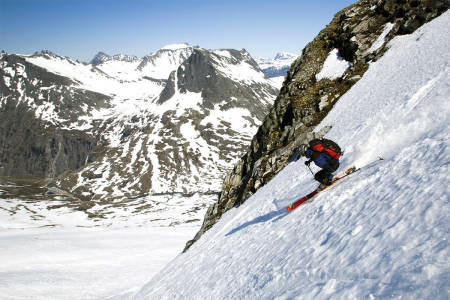 Breitinden Trollstigen Romsdalen