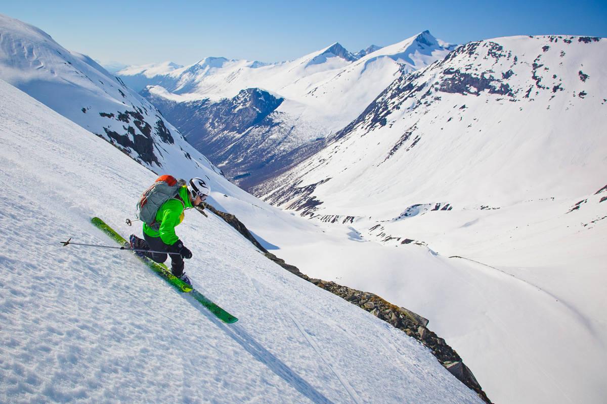 Gjuratinden Romsdalen Topptur