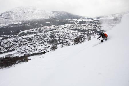 oppdal topptur korona ski Hovden