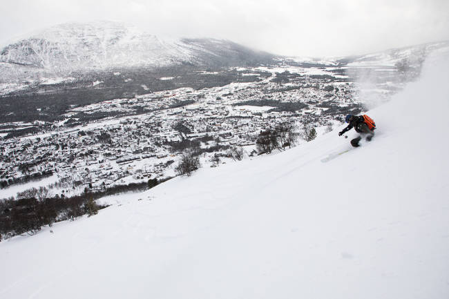 Skiheisen stengt og bakken bedre enn på lenge