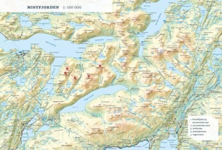 Mistfjorden Bodø Topptur