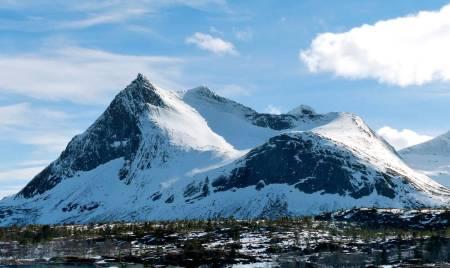 Toppturer rundt Bodø.